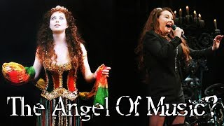 Sarah Brightman Phantom Of The Opera 1988 VS 1998 VS 2008 VS 2018