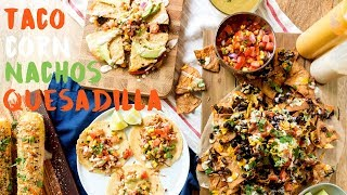 How To Make Every Popular Mexican Dish... VEGAN