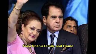 Saira Banu Dilip Kumar married photos (HD)