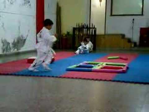clase niños taekwon do itf atu2