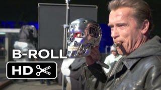 Terminator Genisys B-ROLL (2015) - Arnold Schwarzenegger, Emilia Clarke Movie HD