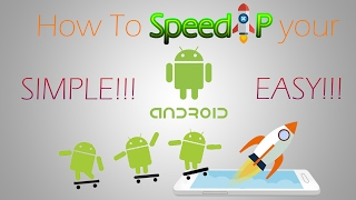 URDU_How To SpeedUP your ANDROID Mobile Phone