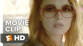 The Lady in the Car with Glasses and a Gun Movie CLIP - Trunk (2015) - Freya Mavor Movie HD