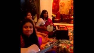 Maharaja Tomare Selam | Gupi Gayen Bagha Bayen | Satyajit Ray tribute -Durga puja 2016  !!!