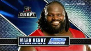 All the drafts of the WWE Draft 2011 (All 30 drafts!)