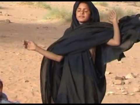 Autour du Ténéré La danse Mauritanie
