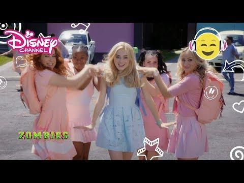 Z O M B I E S MUSIKVIDEO My Year Disney Channel Danmark