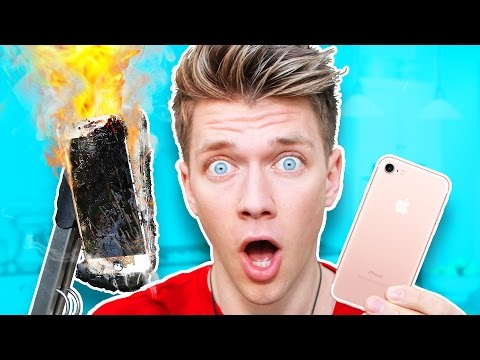 Do NOT Boil iPhone 7 in Coca Cola