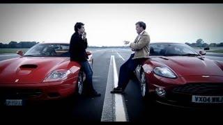 Aston Martin Vanquish Car Review - Top Gear - BBC