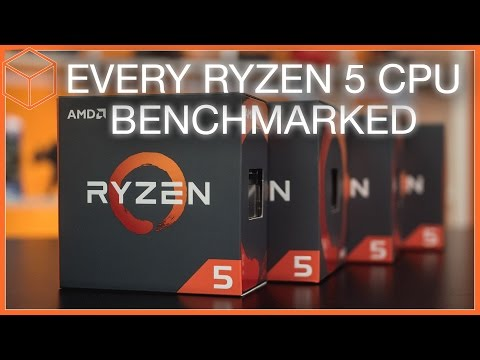 AMD Ryzen 5 1600X 1600 1500X and 1400 Review Bad news for Intel