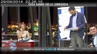 I Consiglieri alla lavagna #lineatelenova 29/09/2014