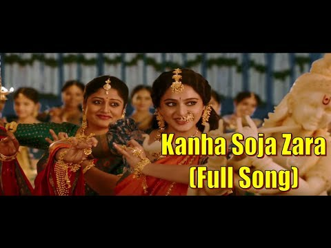Soja Zara||Full video song | Baahubali 2 The Conclusion | Anushka Shetty, Prabhas|Madhushree