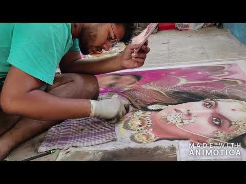 Padmavati Rangoli 2k18