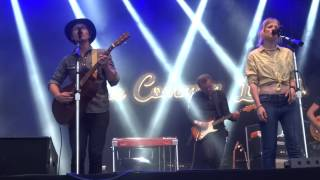 The Common Linnets Runaway man Parkcity Live