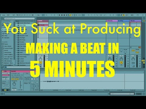 Xxx Mp4 You Suck At Producing How To Make A Beat In 5 Minutes 3gp Sex