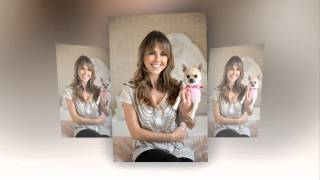 K9 Magazine Photoshoot with Adele Silva and Minnie