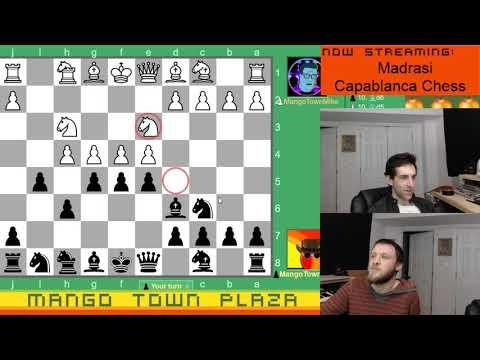 Xxx Mp4 Madrasi Capablanca Chess Chess Ep 195 3gp Sex