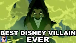 Top 10 Reasons Why Scar Is The Best Disney Villain EVER