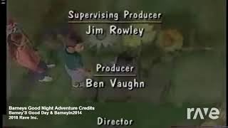 Barney end of credits remix by rave dj