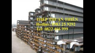 Thep hinh chu H
