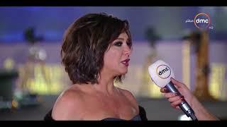 """مهرجان القاهرة السينمائي - الفنانة الجميلة """"سلاف فواخرجي"""" : مهرجن القاهرة تنظيم رائع ومبهر"""