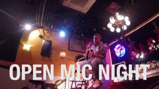Open Mic Night Alfa Bar - Rafa