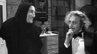 Frankenstein Jr. - Quattro sillabe... SEDADAVO! Tributo Gene Wilder