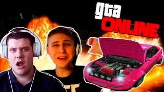 GTA 5 Online (PC) #37 - NFS отдыхает!