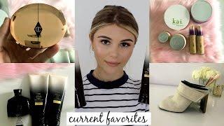 Current / Spring Fashion & Makeup Favorites l Olivia Jade