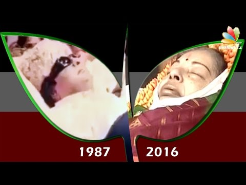 Xxx Mp4 Similarities In Jayalalitha And MGR S Funeral Death Video 3gp Sex