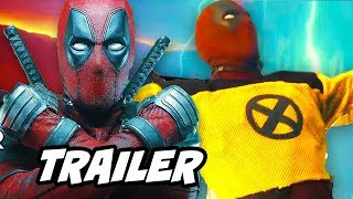 Deadpool 2 Trailer 3 - Cable and X-Force Explained