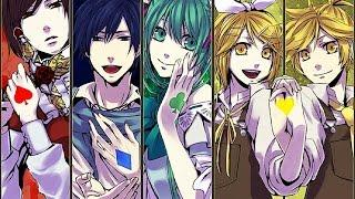 Vocaloid - Alice Human Sacrifice ( Legendado PT/BR)