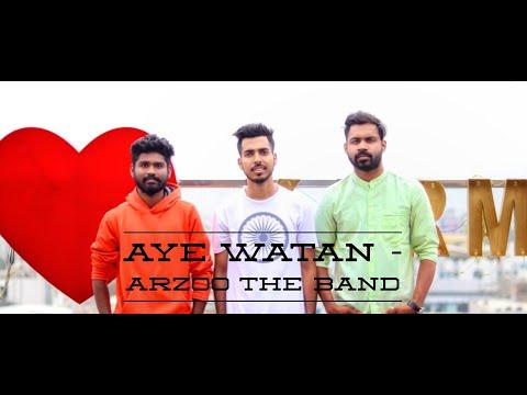 Xxx Mp4 Aye Watan Cover Raazi Arzoo The Band Unplugged Cover Arijit Singh Alia Bhatt 3gp Sex