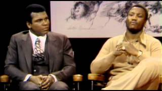 Ali fights frasier on talk show