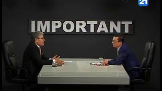 Mihai Ghimpu  la emisiunea «IMPORTANT»  27.03.2018
