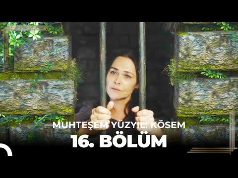 Muhteşem Yüzyıl Kösem 16.Bölüm (HD)