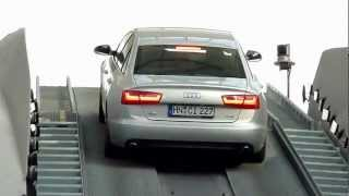 M- AUDI A6 اختبار سيارات اودي