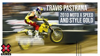 Travis Pastrana wins Moto X Speed and Style | X Games