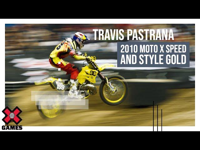 Travis Pastrana wins Moto X Speed and Style