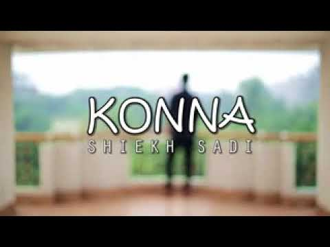 konna | Shiek Sadi |bangla song 2018