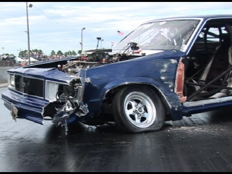 Drag Cars Gone WILD Crashes & Wheelstands