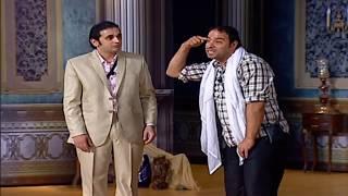 تياترو مصر | الموسم الثانى | الحلقة 5 الخامسة | يخلق من الشبح أربعين | مصطفى خاطر | Teatro Masr
