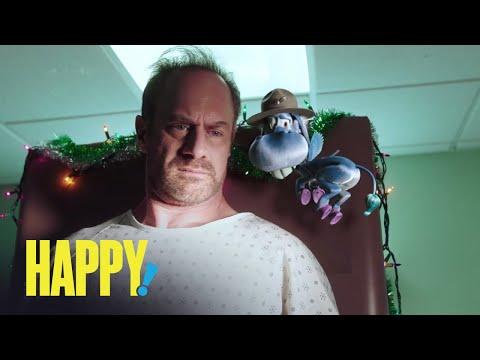 Xxx Mp4 HAPPY Season 1 Official Trailer 1 SYFY 3gp Sex