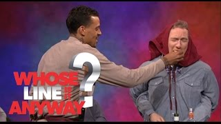 Drinking Hot Sauce with Matt Barnes and Colin Mochrie - Whose Line Is It Anyway? US