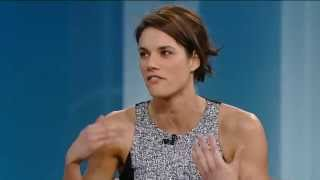 Rookie Blue's Missy Peregrym On Her 'Horrible' First Kiss