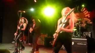 Nashville Pussy - Struttin' Cock (Houston 08.26.15) HD