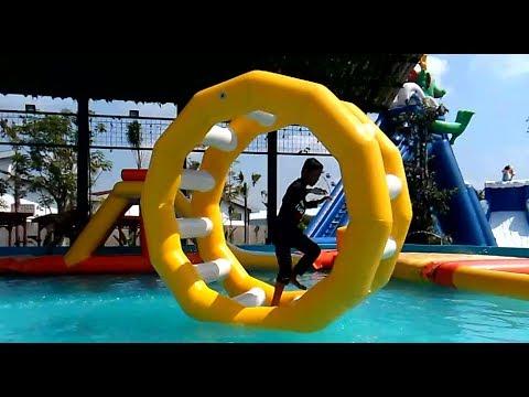 Xxx Mp4 LIBURAN SERU Bermain Air Asiknya Main Air Water Slide WaterPark Gofun KOLAM RENANG ATRAKSI 3gp Sex