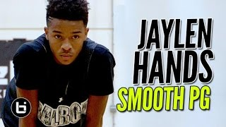 UCLA Bound Jaylen Hands The #1 Point Guard On West Coast! Official Mixtape