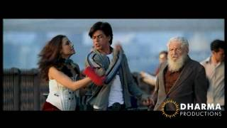 Dev learns Manners - Deleted Scene - Kabhi Alvida Naa Kehna - Shahrukh Khan, rani Mukherjee