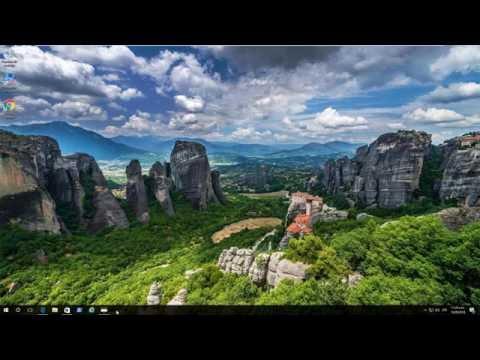 Imágenes Bing en fondo de escritorio y pantalla bloqueo de Windows 10